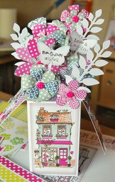 Kath's Blog--Crafting on a sugar high...