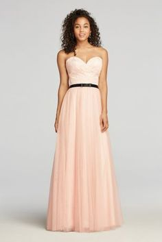 You will feel pretty in pink in this adorable tulle prom dress!  Featuring sweetheart neckline and fitted lace bodice.  Black sash at waist adds a stylish touch.  Designed by Cachet.  Also available in Plus sizes as style 57519DW.  Fully Lined. Zipper Back. Imported. Dry Clean only.  To protect your dress, our Non Woven Garment Bag is a must have!