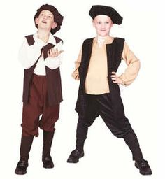 Renaissance Boy Costume Peasant Medieval Child Shakespeare Play Costumes 90313 | eBay