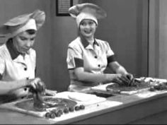The ORIGINAL KAIZEN! I Love Lucy in the Chocolate Factory