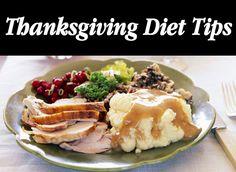 Thanksgiving Diet Tips