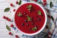 Soul Food, Smoothie, Vegan Recipes, Cherry, Lime, Pudding, Vegetables, Fruit, Gastronomia