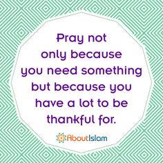 Be thankful always! Alhamdulillah! ❤️ #Thankful #Grateful #Faith