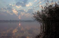 Zonsopgang Naardermeer, #Naarden. #gooisemeren