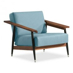 Dowel Armchair - a possible addition to the Lounge? Very 'Mid Century' so would fit with our current Sofa/Chair Combo. £469