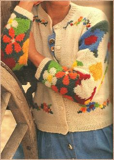 Meine-Wollust: Damenjacke http://meine-wollust.blogspot.de/