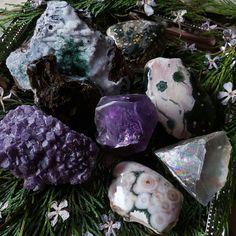 Crystal Healing : Photo