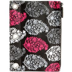 Vera Bradley Pencil Pouch in Northern Lights ($14) ❤ liked on Polyvore featuring home, home decor, office accessories, northern lights, fabric pencil case, fabric pencil pouch, vera bradley pencils, vera bradley and fabric pens