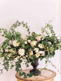 Dutch masters style florals