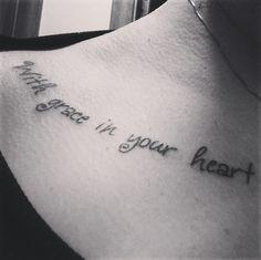 Mumford & Sons tattoo ❤️