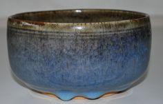 Beate Andersen, bowl in stoneware, made at Royal Copenhagen Denmark. Unique work. W: 15 cm.