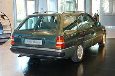 Mercedes-Benz W124 T-Series Wagon
