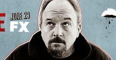 La triste vida de un humorista divorciado con dos hijas (Louie)