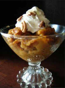 "What could say ""fall"" more than a delicious and easy pumpkin dessert? This recipe for Slow Cooker Perfect Pumpkin Pudding incorporates some of the best flavors of fall into a dessert that will become a family-favorite."