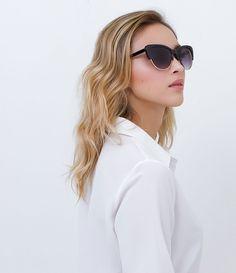 947b6b74dd805 Óculos de Sol Feminino Gateado - Lojas Renner