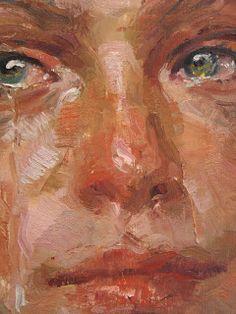portrait art Connecticut Art Scene: Approaching abstraction at Kehler Liddell Art Sketches, Art Drawings, A Level Art, Art Hoe, Portrait Art, Abstract Portrait Painting, Portrait Paintings, Figure Painting, Renaissance Art
