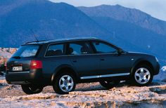 Audi A6 allroad quattro 4.2 V8 (C5) 5-door estate Tiptronic 2003 until 2006