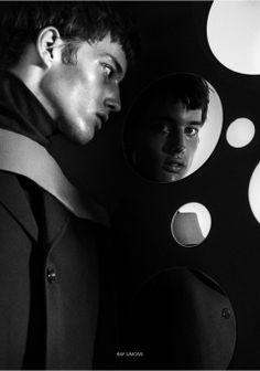 Sylvester Henriksen by Emmanuel Giraud for 160 Magazine (Fall/Winter 2013)