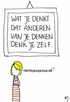 Confronterend he!?