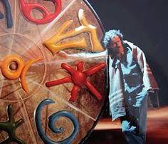 Gibellina, Arnando Pomodoro, macchine sceniche per il teatro: L'Orestea di E. Isgrò Oggi simbolo della Fondazione Orestiadi