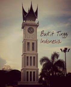 Bukit Tinggi Indonesia..
