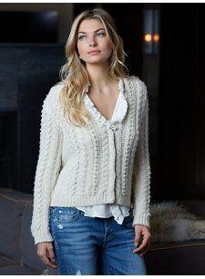 elana pearl sweater