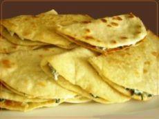 Турецкие лепешки с творогом и шпинатом   Рецепты вкусно
