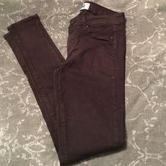 Paige Verdugo ultra skinny pants Chocolate skinny pants Paige Jeans Pants Skinny