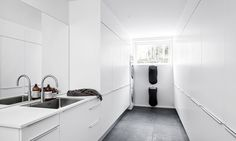 Vaskerom Mud Rooms, Laundry Rooms, Interior And Exterior, Room Ideas, Sweet Home, Bathtub, Contemporary, Bathroom, House