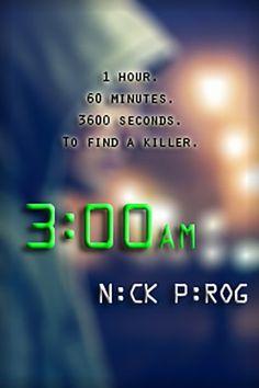 Get 3:00 AM Free Today! #mystery #thriller #suspense http://itswritenow.com/19243/3-a-m-2/