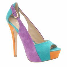 zapatos aldo multicolor