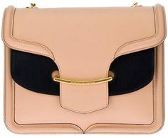 Alexander McQueen 'Heroine' shoulder bag - was $2178.35, now $1742.68 (20% Off). Picked by olga @ FarFetch.com