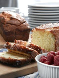 Gluten free banana lemon loaf. The best ever gluten free recipe! yummy-foods