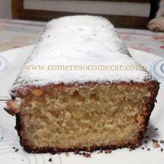 Receitas Culinárias: BOLO DE LARANJA (Bem simples, tipo inglês)