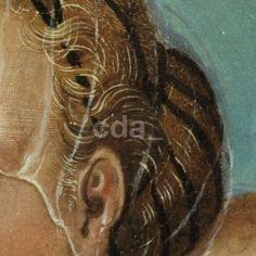 CRANACH DIGITAL ARCHIVE Digital Archives, Dutch, German, Gold, Portrait, Image, Dresses, Style, Hoods