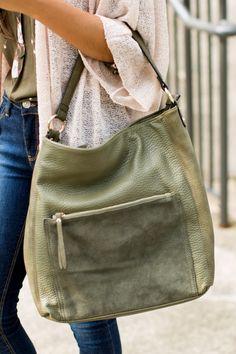 Carry All Olive Green Tote Bag at reddressboutique.com