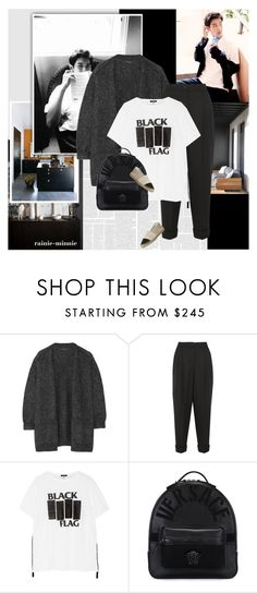 """""""Passion.Style.Living"""" by rainie-minnie ❤ liked on Polyvore featuring Isabel Marant, Dolce&Gabbana, R13, Versace and Office"""
