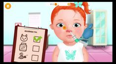 Doctor Hospital Games - Sweet Baby Girl Hospital 2 - Doctor Hospital Gam...