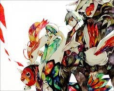 Seaking, Milotic, Wallace, Steven Stone, Skarmory, Aggron