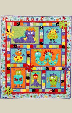 Kids Quilts - Products