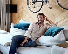 Cooler Loft Style im Amsterdamer Zuhause von Sjoerd Markx - den ganzen Artikel gibt es in unserem #Magazin nachzulesen: http://westwing.me/fvmey