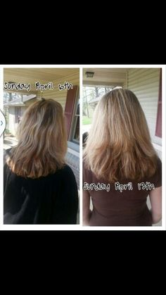 It works Hair Skin&Nails Results after 1 week! http://wenda.myitworks.com/shop/product/322/