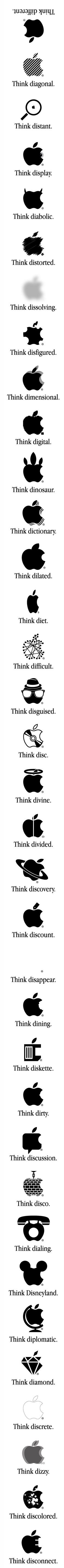 think and think again. think Apple.