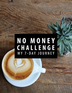 Find out what happened as I lived off of $0 for 7 days. The No Money Challenge continues right here.