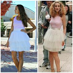 Carrie Tutu | Trash To Couture