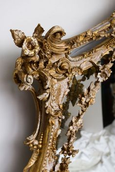 I love anything I can get in this ornate style...I can always find a spot in my home for such a treasure.