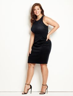 Ashley Graham Promises Her New Dress Collection Will Flatter Every Body Type from InStyle.com