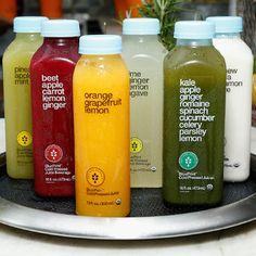 BluePrint Juice Cleanses