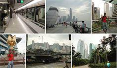 hong kong central-distrito financiero