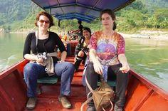 Chay river in Bac Ha- Sapa